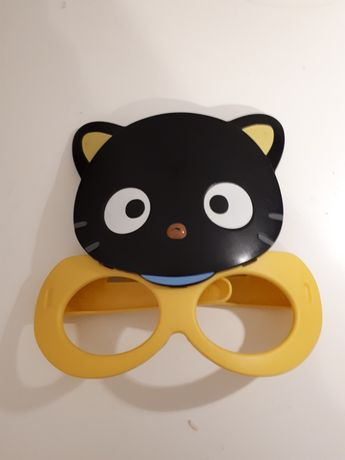 Maska dziecięce kotek