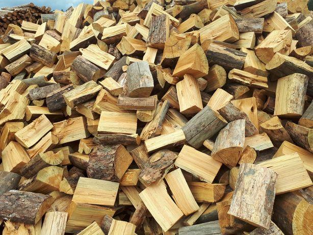 Drewno opałowe i kominkowe .