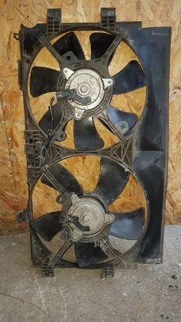Моторы вентиляторов охлаждения Митсубиси Аутландер XL