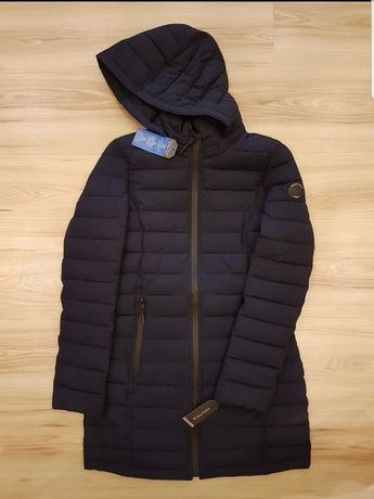 Nowa kurtka Nautica ciepła zimowa z metkami