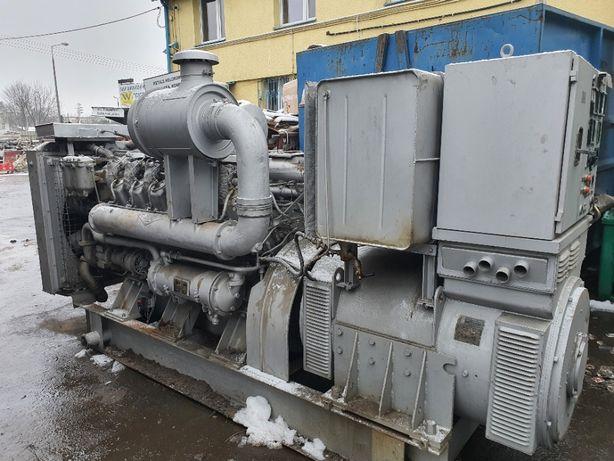 Agregat prądotwórczy 250 kVA 163mth silnik V12