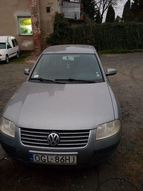 VW Passat 130 km z 2002 diesel możliwa zamiana