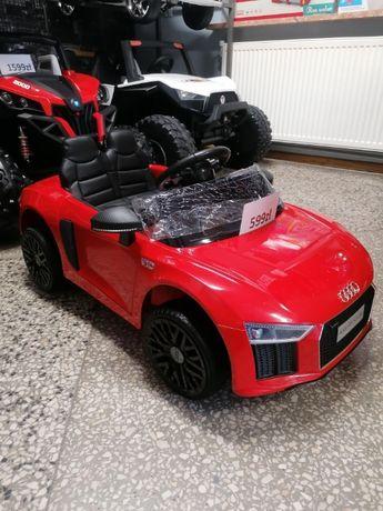 Samochód Audi R8 na akumulator dla dzieci LPromocja Odbiór Wysyłka