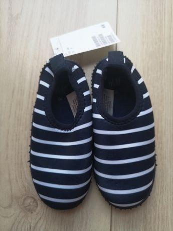 Buciki buty kąpielowe HM