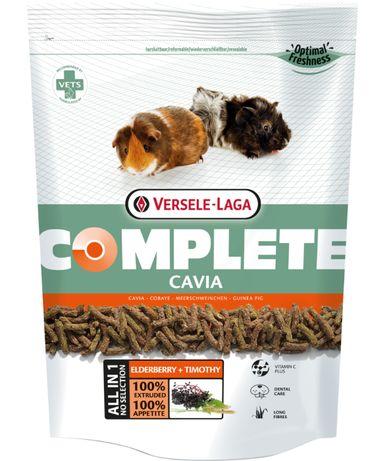 Versele laga Cavia complete - dla świnki morskiej granulat 1kg