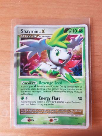Carta Pokémon Shaymin Lv.X Ultra Rare