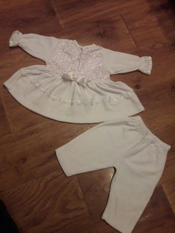 Платье Костюм для девочки крестины