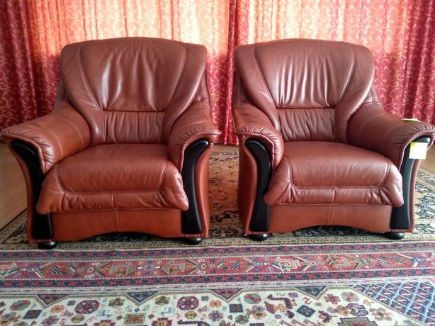 Komplet foteli do salonu