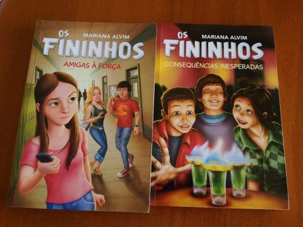 Livros Os Fininhos