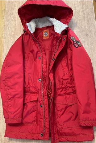 Детская куртка парка Napapijri оригинал 140-10 лет