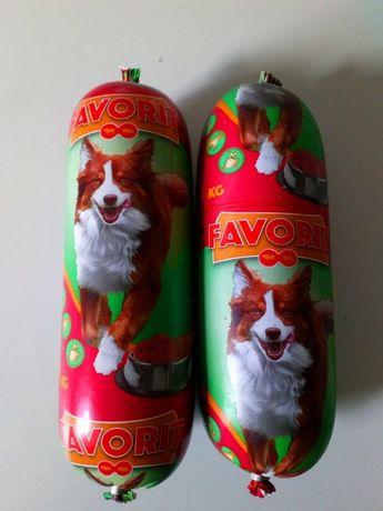 Favorit Kiełbasy batony dla psów i kotów