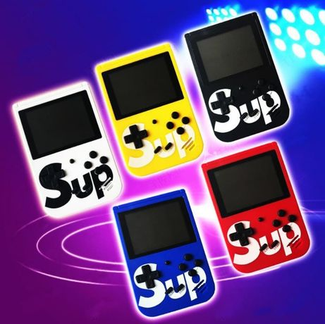 Game Box sup 400 в 1