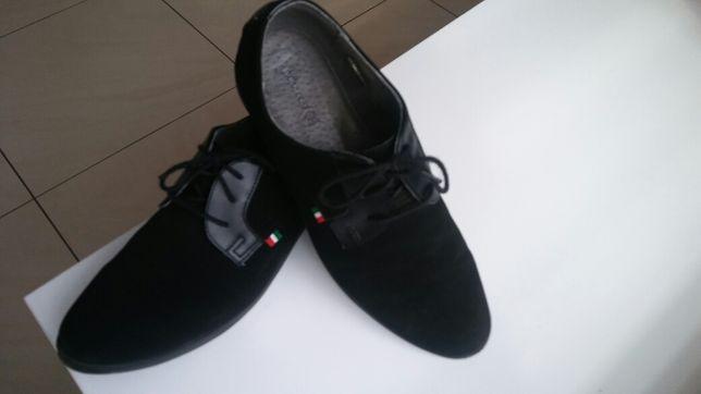 Eleganckie buty chłopięce. KORNECKI.