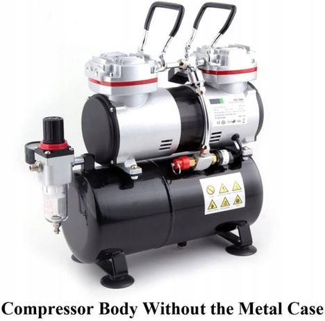 Fengda FD-196A Mini kompresor bezolejowy