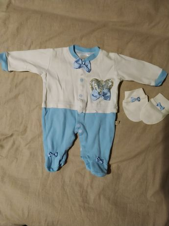 Продам пакет детских вещей от 0 до 4 месяцев