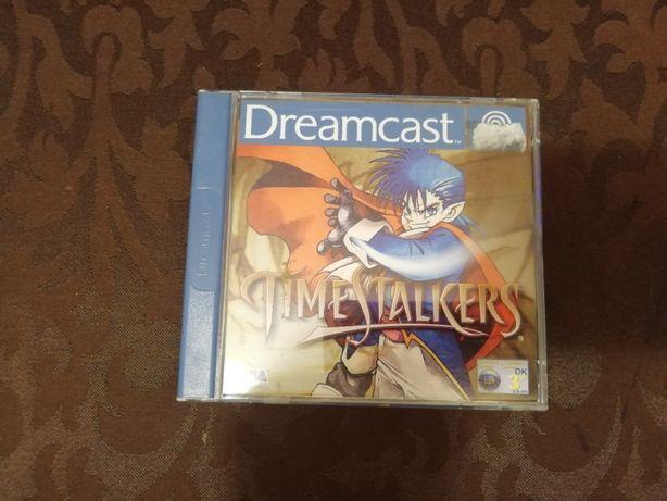 Jogo Dreamcast - Time Stalkers