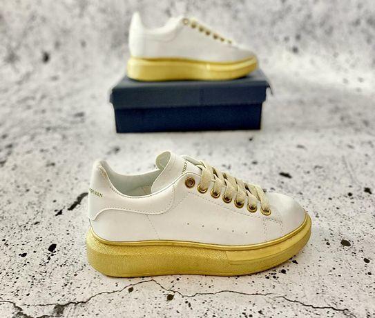 Buty Alexander McQueen Sneakersy Damskie NOWE Rozm 36-40
