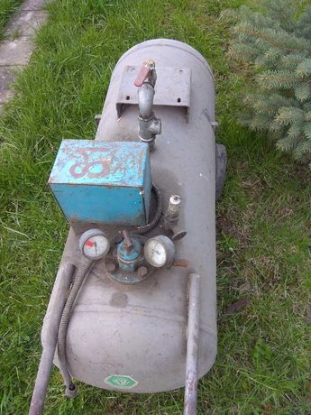 Zbiornik sprężarki 3jw60