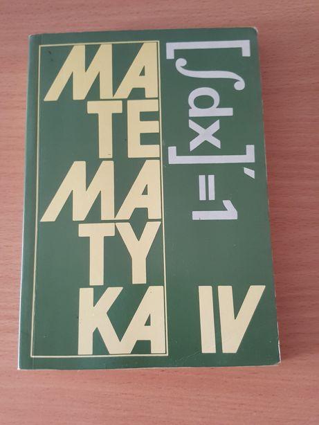 MATEMATYKA podręcznik klasa IV i V - Cegiełka, Przyjemski i Szymański