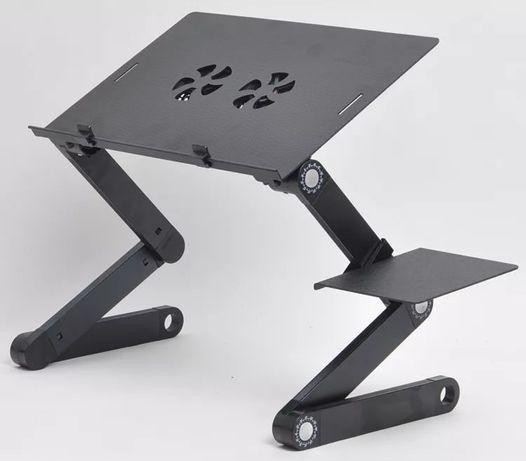 Столик трансформер для ноутбука Laptop Table T8, подставка для ноутбу