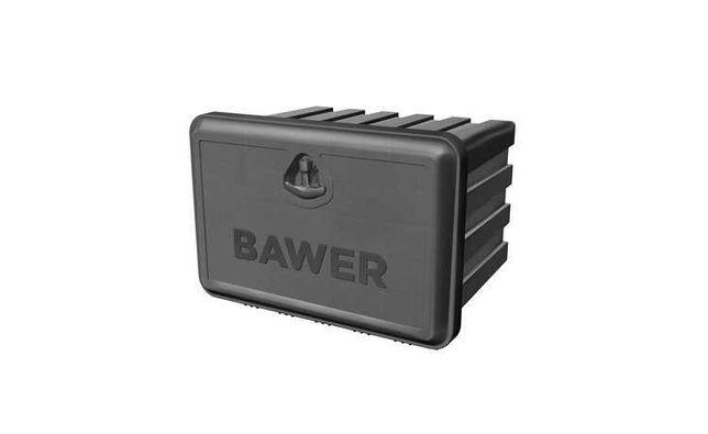 Skrzynka narzędziowa na pasy do lawety pomocy Basic Bawer 600x460