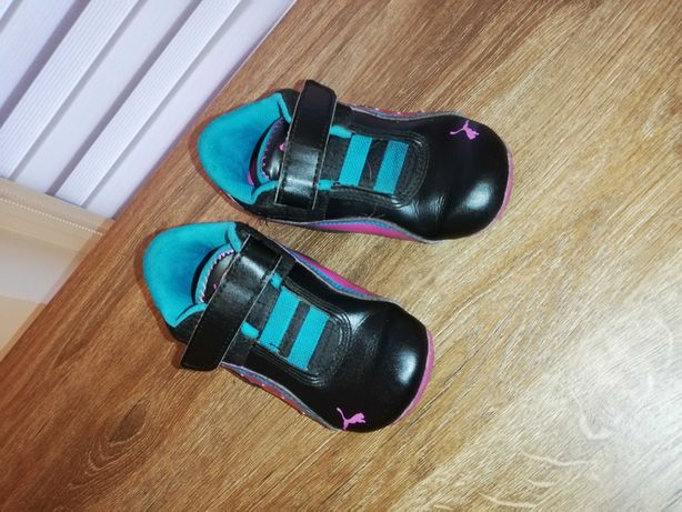 Buty sportowe dziewczęce 26 PUMA