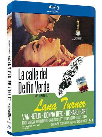 La Calle Del Delfin Verde/A Rua do Delfim Verde(Blu-Ray)-Importado