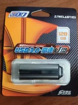 Флешка Teclast CoolFlash 128Гб USB3.0 металл
