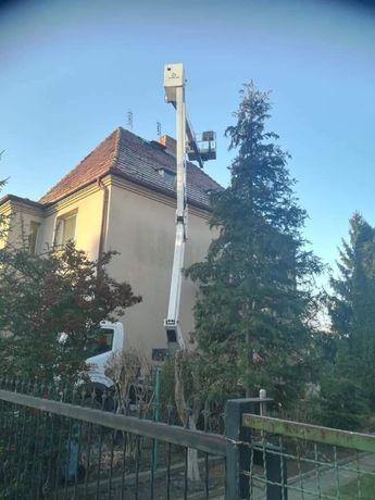 Dekarz, naprawa dachu i inne prace budowlane na wysokościach