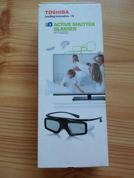 okulary 3D Toshiba FPT-AG03