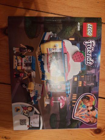 Lego 41366 cukiernia z babeczkami Oliwii - stan idealny