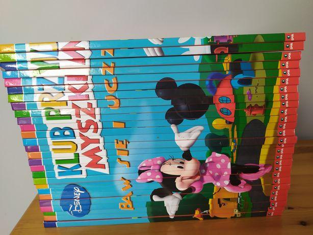 Klub przyjaciół myszki Miki książki 26 części