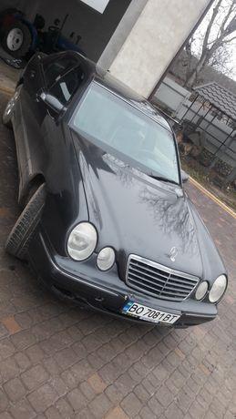 Мерседес   w210 2001