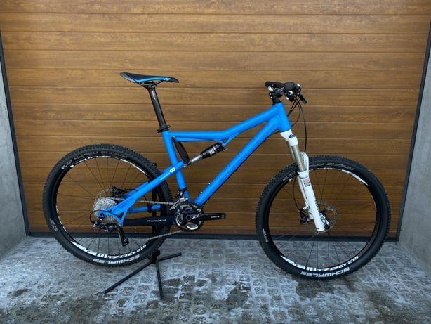 MTB Cycletech Opium Full Deore XT RockShox 27,5' Dt Swiss Nowy