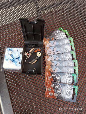 Aparat słuchowy Geers HD2-90   baterie 54 sztuki
