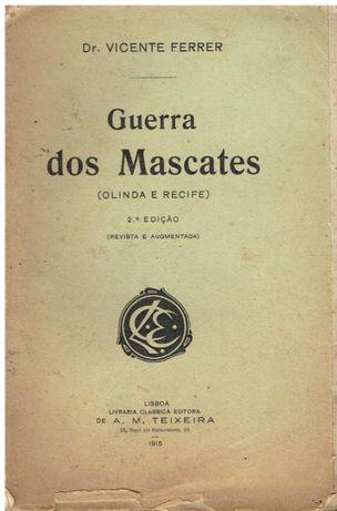 10248 Guerra dos Mascates, (Olinda e Recife) por DR Vicente Ferrer,
