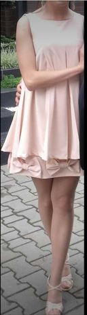 Sukienka koktajlowa wesele