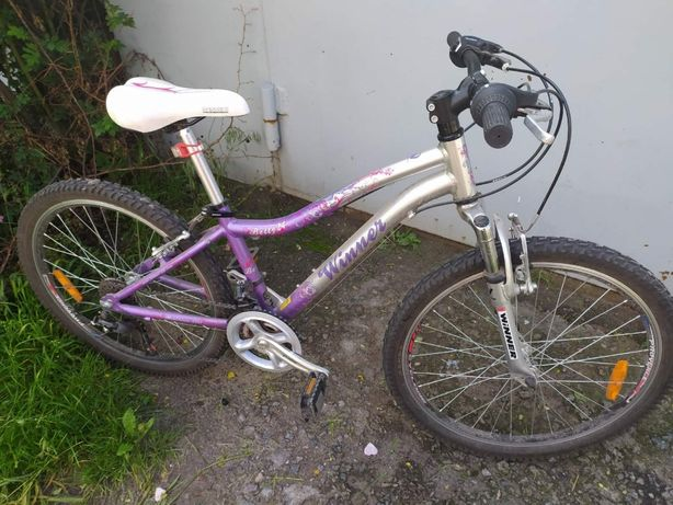 Велосипед Winner betty 24