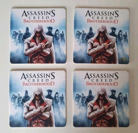 Podkładki Assassin's Creed!