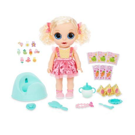 Чарівна лялька Бебі Борн Baby Born Surprise Magic Potty Surprise Doll