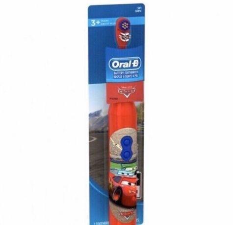 Электрическая зубная щётка для мальчика ТАЧКИ ( оригинал). 350грн