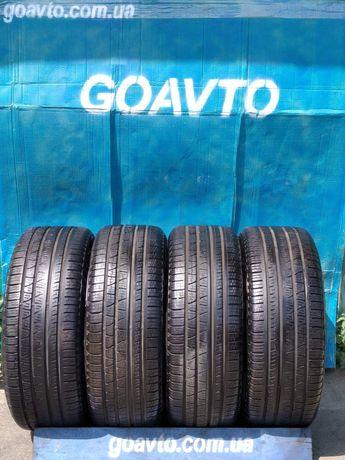 Goauto комплект шин Pirelli 235 50 r18 17 год 7мм в хорошем состоянии