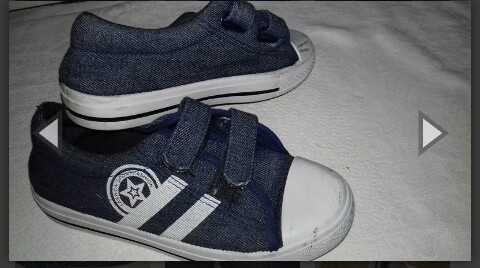 Кеды сменная обувь