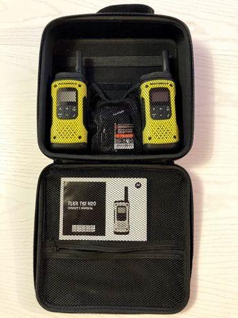 Продам рации Motorola TLKR T92 H2O
