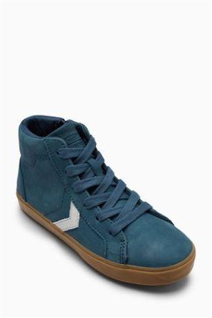 Next super buty wysokie skorzane UK2 R: 34,5