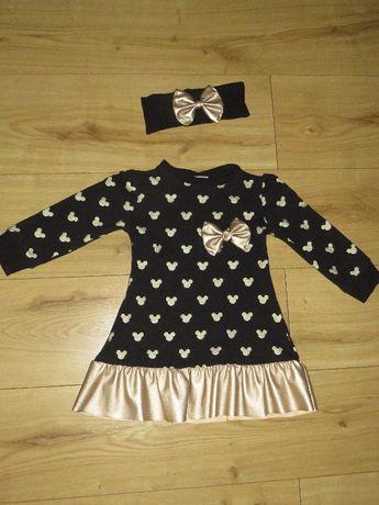 Sukienka Venley Kids r.86 j.nowa