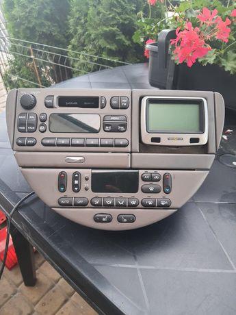 Radio Jaguar S-type