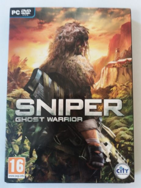 Gra PC Sniper Ghost Warrior