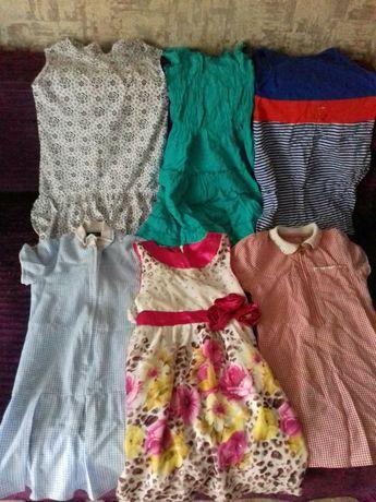 Літні сукні з 7-9 років