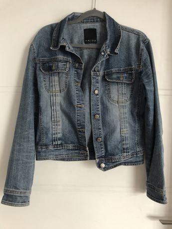 Kurtka jeansowa, katana, rozmiar 38, Amisu, zawsze modna